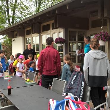 Jugend-Tennis-Sportabzeichen